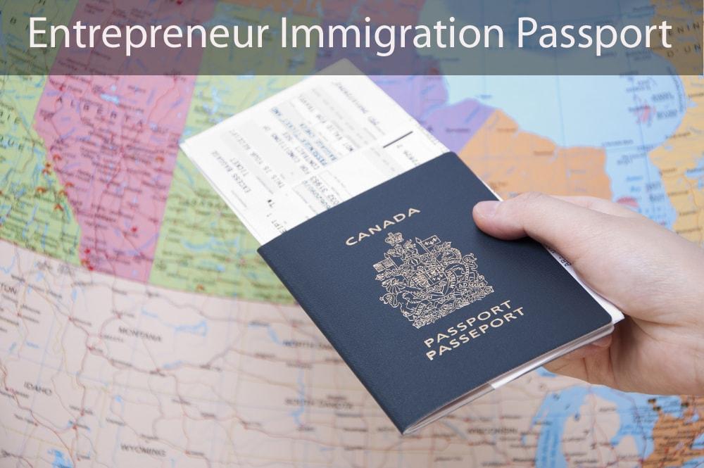 Entrepreneur Immigration