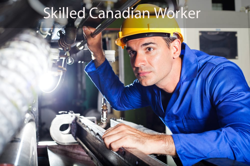 Skilled Canadian Worker