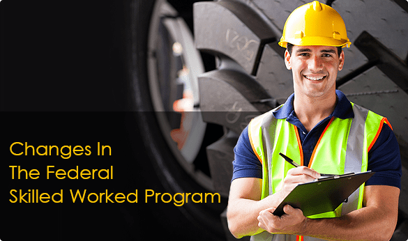 Federal Skilled Worked Program