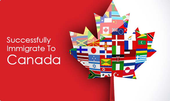 how to complete application for permanent residence in canada