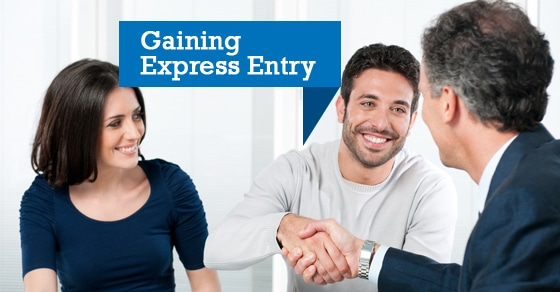 Gaining Express Entry