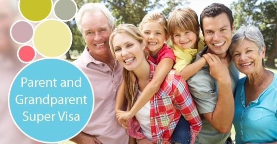 Super Visa For Parents And Grandparents