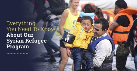 Syrian Refugee Program