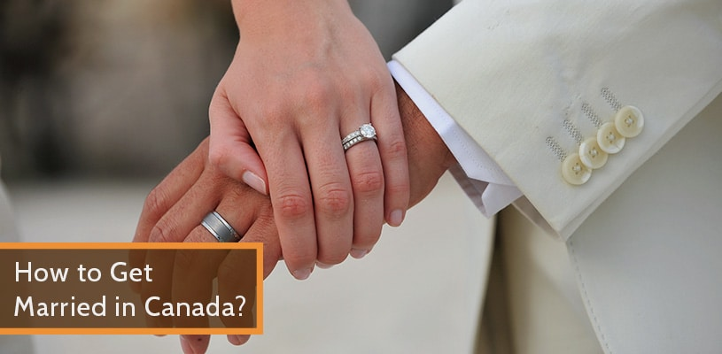 How to Get Married in Canada?
