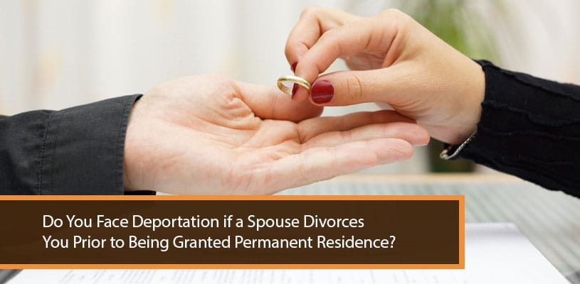 Spouse Divorces
