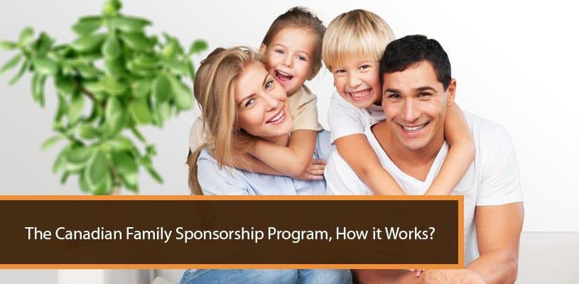 Canadian Family Sponsorship Program
