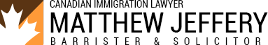 Canadian Immigration & Citizenship Lawyer - Matthew Jeffery