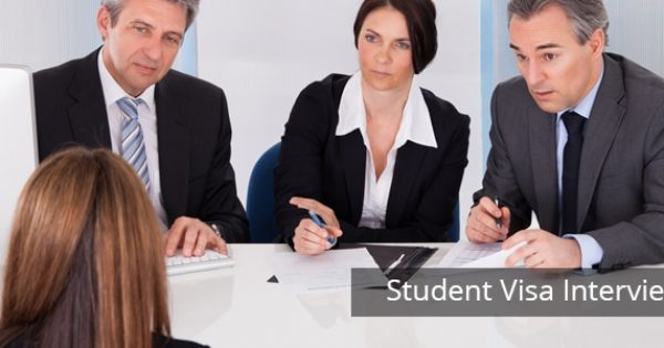How to Successfully Get Through a Student Visa Interview