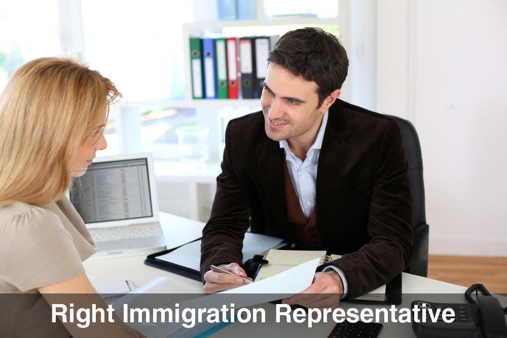 What To Consider When Choosing An Immigration Representative