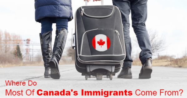 Where do Most of Canada's Immigrants Come From?