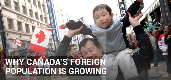 Canada's Growing Culture: Why We're Becoming One of the Biggest Destinations for New Immigrants
