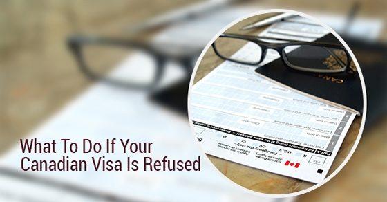 Canadian Visa Refused
