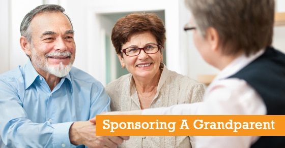 How Can I Sponsor My Grandparent?