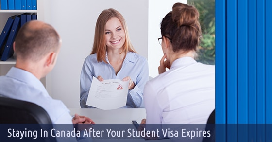 How Can I Stay in Canada After Graduation?