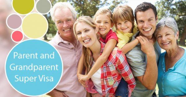 What Is The Parent And Grandparent Super Visa?