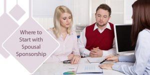 Spousal Sponsorship 101: Where To Start
