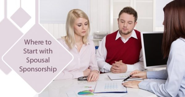 Spousal Sponsorship 101: Where To Start