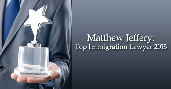 Top Immigration Lawyer Honour