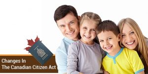 The Latest Changes In The Canadian Citizenship Act