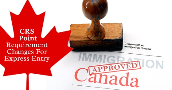 CRS Point Requirements For Express Entry In Canada Getting Lower