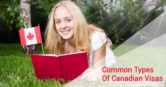 4 Most Common Types Of Canadian Visa