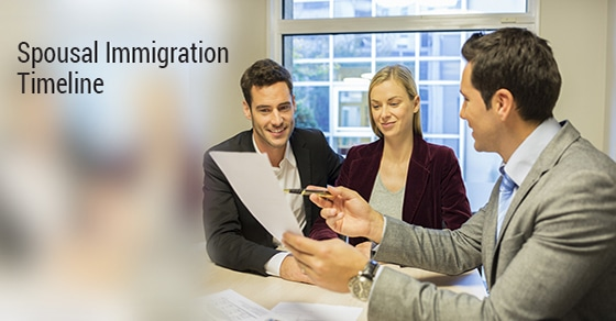 Canadian Spouse Immigration Timeline