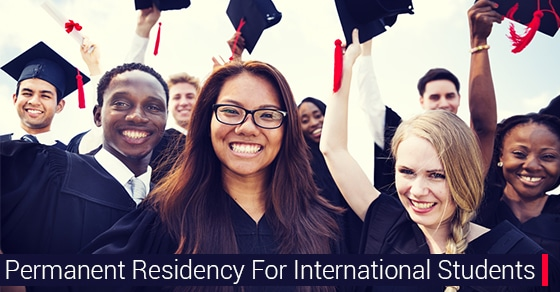 Permanent Residency For International Students