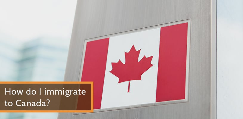 How do I immigrate to Canada?