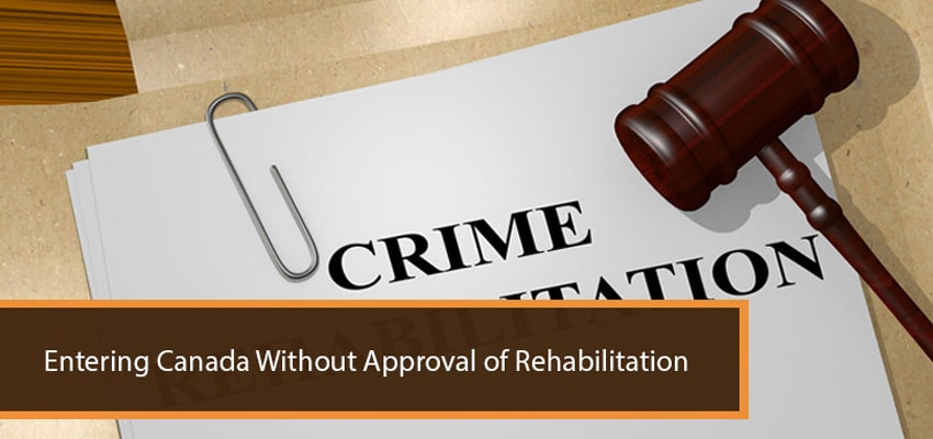 Canada Approval Rehabilitation