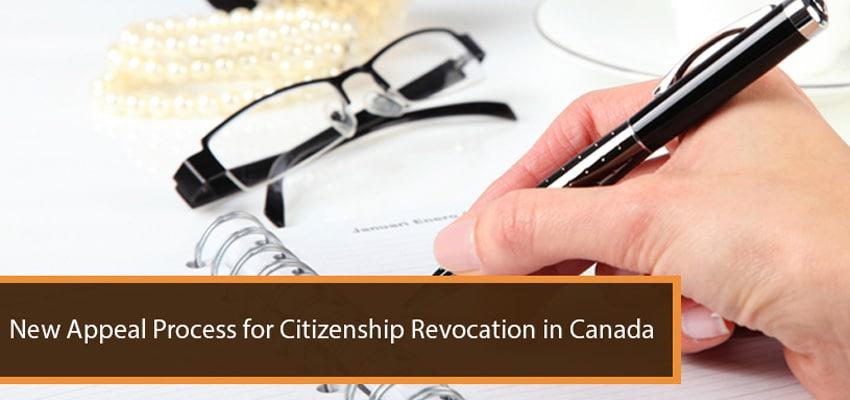 Citizenship Revocation in Canada