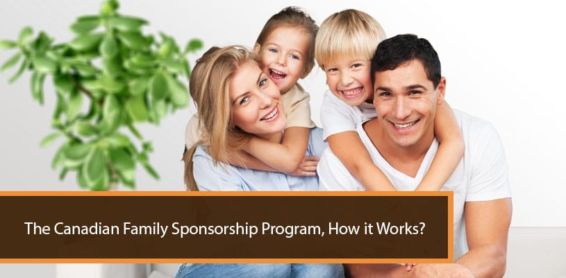 Canadian Family Sponsorship Program