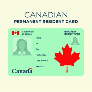 Permanent Resident Card Expires