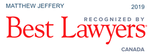 Matthew Jeffery Best lawyers